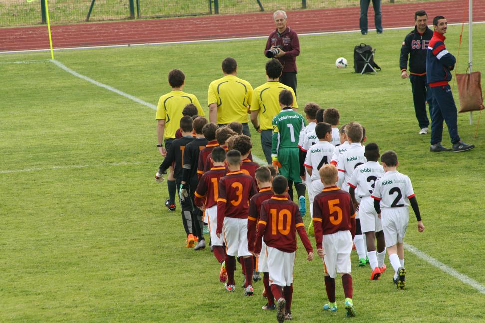 PULCINI 2006: CHE INCONTRI AL BERBA CUP!