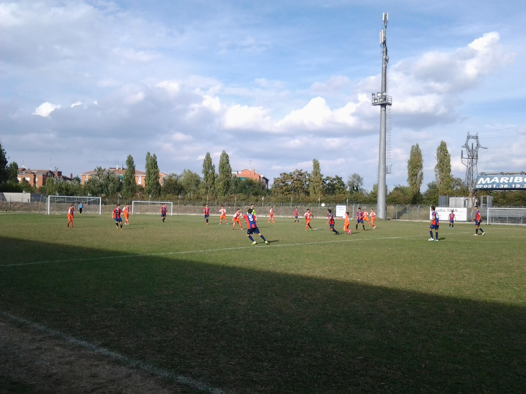 GIOVANISSIMI 2002: DUE SU DUE NEL WEEKEND