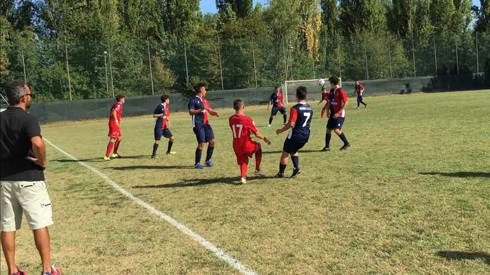 Imolese Calcio 1919, Allievi e Juniores Nazionale…chi ben comincia