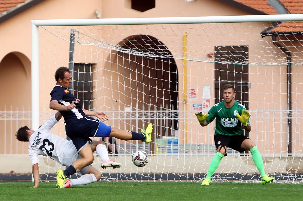 Imolese, vittoria di rigore in Coppa